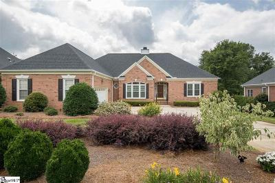 Greer Single Family Home Contingency Contract: 228 Wildlife
