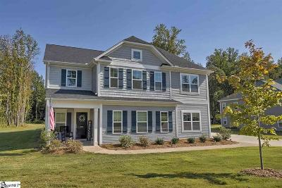 Easley SC Single Family Home For Sale: $369,000