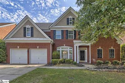 Greer Single Family Home Contingency Contract: 9 Treyburn
