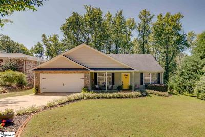 Greenville Single Family Home For Sale: 4 Rayford