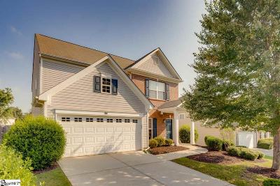 Simpsonville Single Family Home For Sale: 105 Meadow Blossom