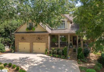Greenville Single Family Home For Sale: 115 Cammer