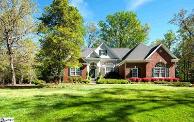 Easley SC Single Family Home For Sale: $799,900