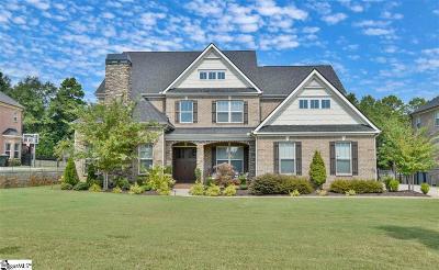 Greer Single Family Home For Sale: 223 Tuxedo