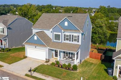 Simpsonville Single Family Home For Sale: 440 Riverdale