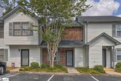 Mauldin Condo/Townhouse For Sale: 1903 Spring Wood
