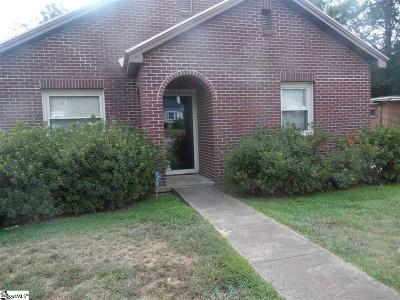 Anderson Single Family Home For Sale: 310 E Shockley Ferry