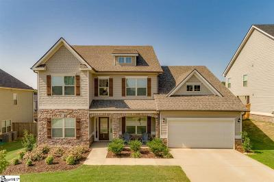 Easley SC Single Family Home For Sale: $329,900