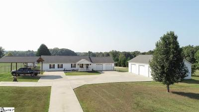 Anderson Single Family Home For Sale: 694 Monitor