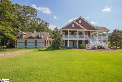 Single Family Home For Sale: 1046 Omega Farms