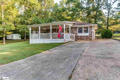 Piedmont Single Family Home Contingency Contract: 210 Woodlawn