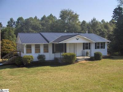 Easley SC Single Family Home For Sale: $184,500