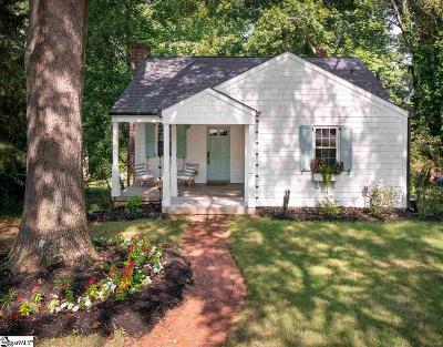 Greenville Single Family Home For Sale: 228 Cammer