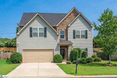 Simpsonville Single Family Home For Sale: 204 Tickfaw