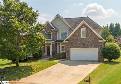 Simpsonville Single Family Home For Sale: 7 Peter Brook