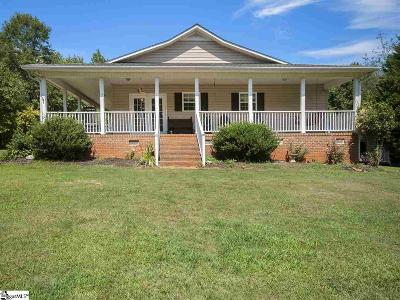 Easley SC Single Family Home For Sale: $220,000