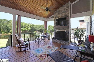 Anderson Single Family Home For Sale: 1017 Tuscany