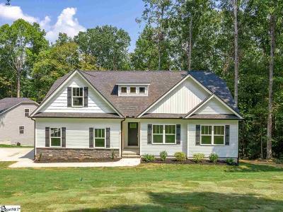 Greer Single Family Home For Sale: 37 Lantern