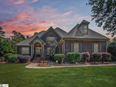 Simpsonville Single Family Home For Sale: 105 Hillstone