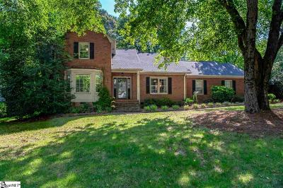 Greer Single Family Home For Sale: 106 Shefford