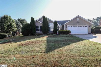 Greer Single Family Home For Sale: 26 Rustcraft