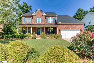 Simpsonville Single Family Home For Sale: 404 Winding River