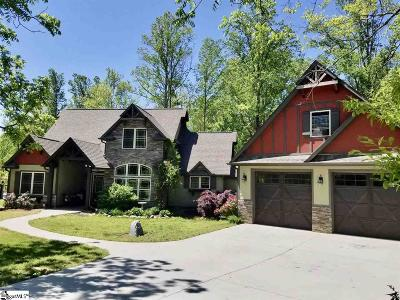 Travelers Rest Single Family Home For Sale: 815 Bailey Mill