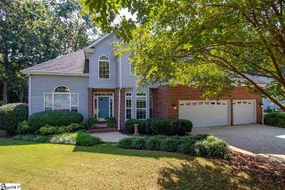 Simpsonville Single Family Home For Sale: 1 Holly
