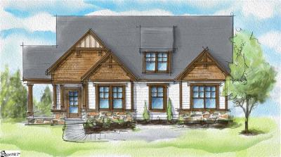 Simpsonville Single Family Home For Sale: 502 Rustic Outland