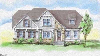 Simpsonville Single Family Home For Sale: 504 Rustic Outland