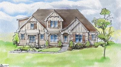 Simpsonville Single Family Home For Sale: 313 Braxton Meadow