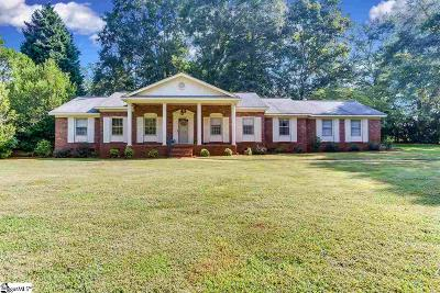 Piedmont Single Family Home For Sale: 302 Driftwood