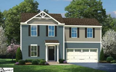 Greenville SC Single Family Home For Sale: $185,990