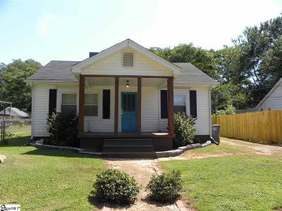 Greenville Single Family Home For Sale: 419 S Franklin