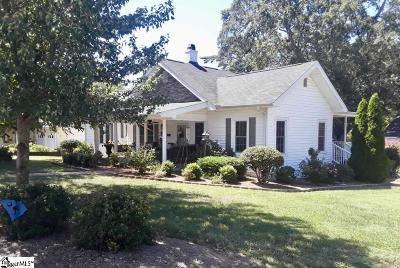 Greer Single Family Home For Sale: 119 Pine