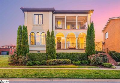 Greenville Single Family Home For Sale: 309 Arezzo