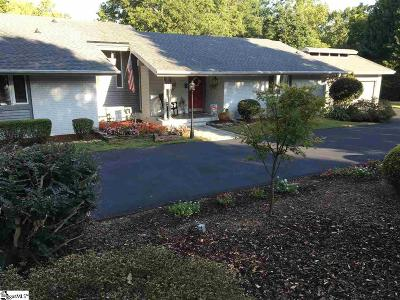 Greenville SC Single Family Home For Sale: $479,900