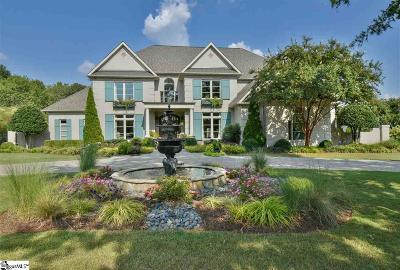Simpsonville Single Family Home For Sale: 101 Old House