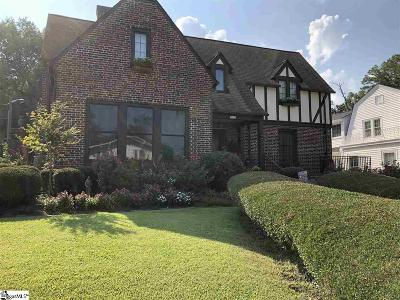 Greenwood Single Family Home For Sale: 211 Jennings