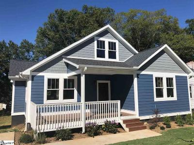 Greenville SC Single Family Home For Sale: $425,000