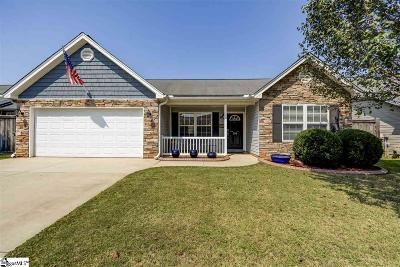 Simpsonville Single Family Home For Sale: 324 Rivers Edge