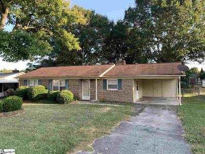 Piedmont Single Family Home Contingency Contract: 108 Palamon