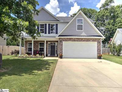 Piedmont Single Family Home For Sale: 1017 Blythwood