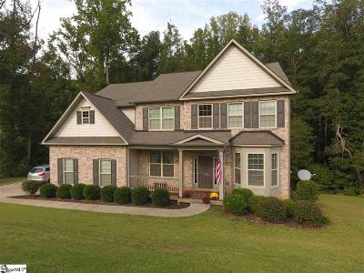 Simpsonville Single Family Home For Sale: 138 Scotts Bluff