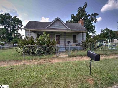 Anderson Single Family Home For Sale: 404 Wellington