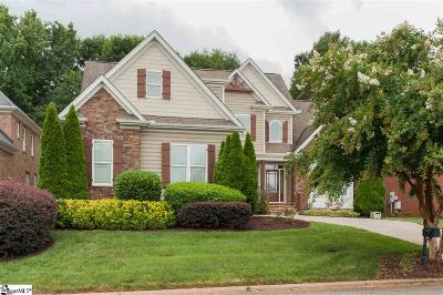 Simpsonville Single Family Home For Sale: 202 Placid Forest