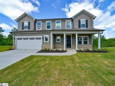 Simpsonville Single Family Home For Sale: 321 Lindstrom