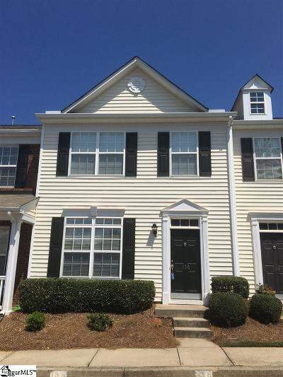 Mauldin Condo/Townhouse For Sale: 136 Bumble