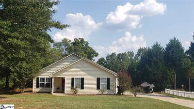 Anderson Single Family Home For Sale: 633 Fairmont