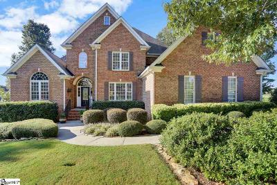 Piedmont Single Family Home For Sale: 112 Quiet Lake